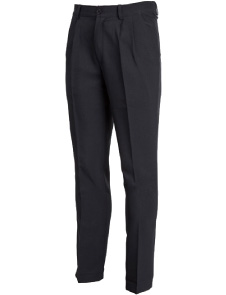 Semi-Elastic Wait Staff Trousers