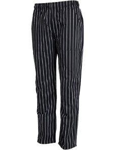 Striped Chefs Trousers