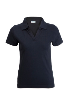 Women's Short Sleeve Polo Shirt