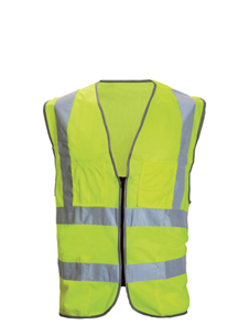 Economy tiger HV surveyor vest