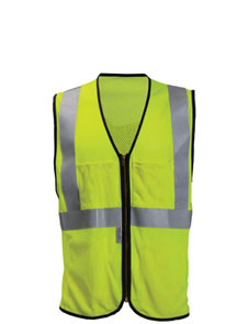 Mesh FR modacrylic surveyor vest